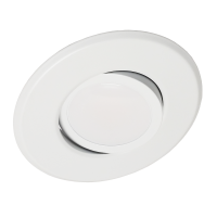 "LED Downlight Trim 5"" & 6"" - Gimbal E-T6G Series 