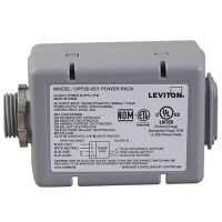 LEVITON® Standard Power Pack (20A) for Occupancy Sensors | Gray