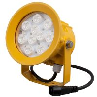 LED Dock Light | E-WTD Series | Head Only | 4000K | Yellow