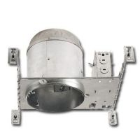 RUUD® 6-inch Vertical Recessed Downlight | 75W (Max) INC | New Construction | IC Rated | Air Tight